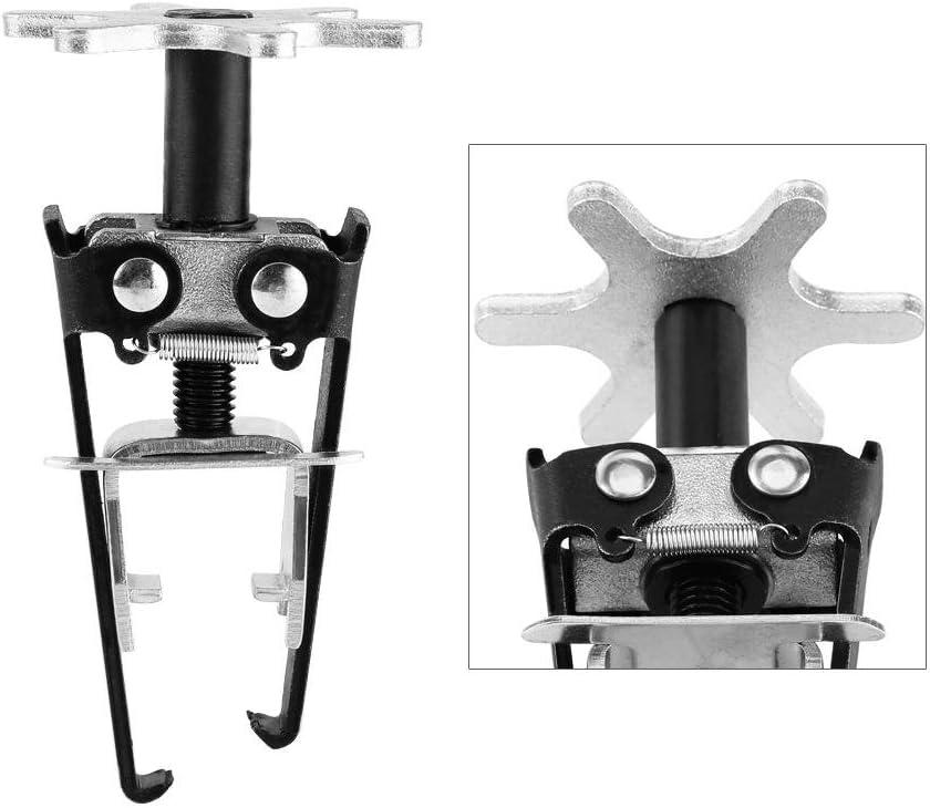 Compresseur de ressort de soupape outil dinstallation universel de retrait de soupape de compresseur de ressort de moteur en acier au carbone universel