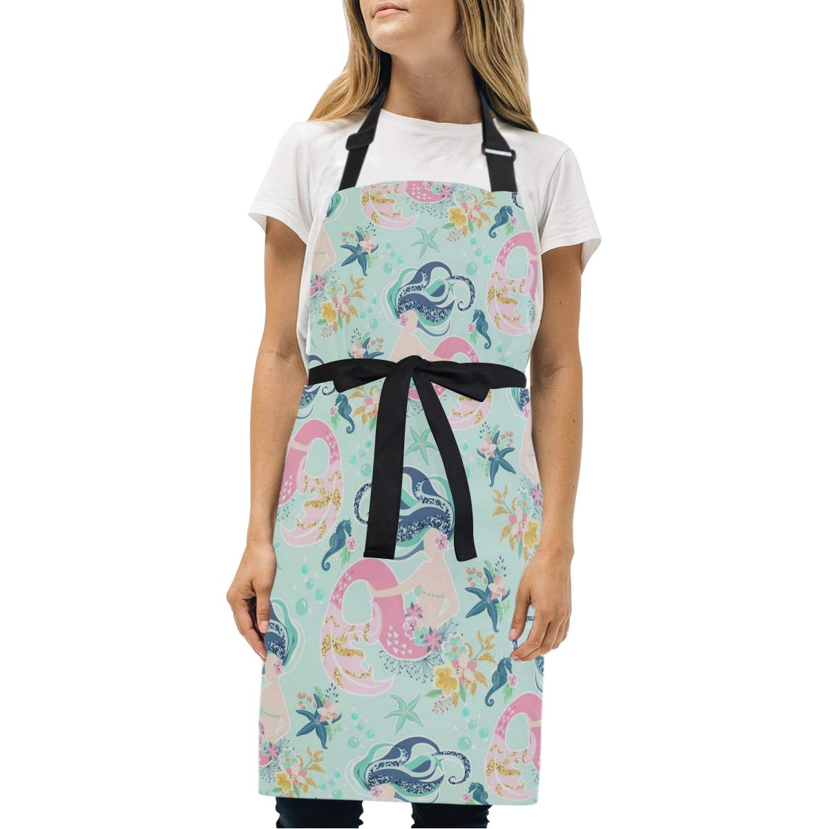 Best Mermaid Aprons For The Kitchen Reviews in 2020 1