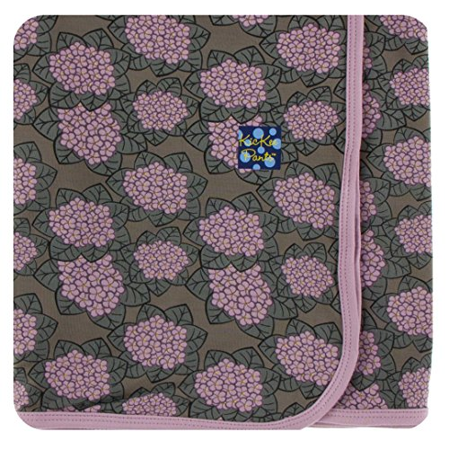 Used, Kickee Pants Little Girls Print Swaddling Blanket - for sale  Delivered anywhere in USA