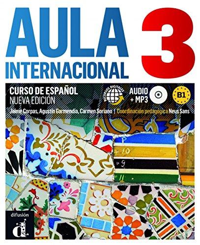 Aula Internacional 3. Nueva Edicion: Libro del Alumno + Ejercicios + CD 3 (B1) (Spanish Edition)