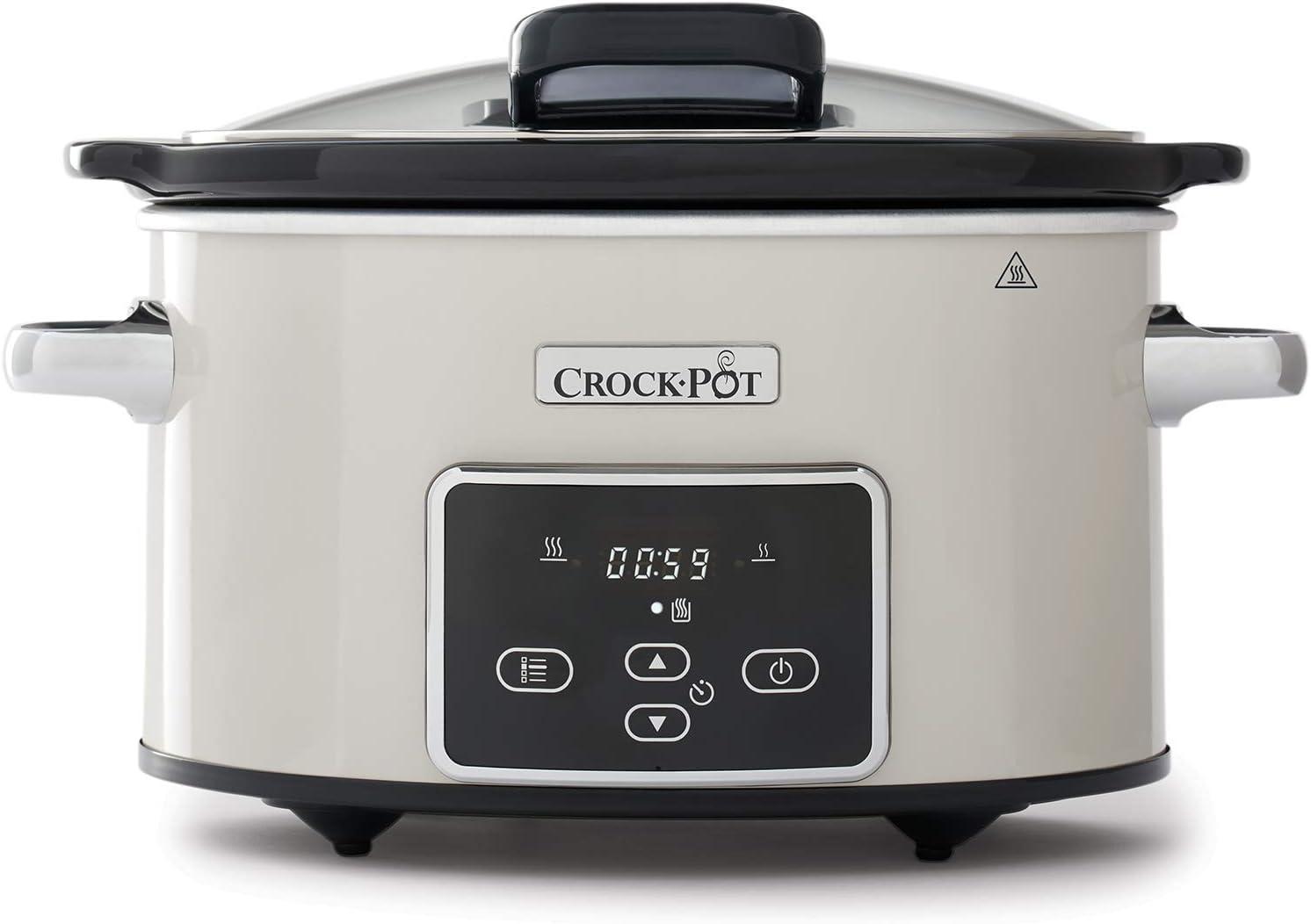 Slow Cooker Crock Pot CSC060X