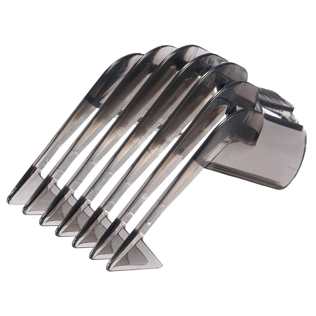 SODIAL(R)Hair Clippers Beard Trimmer comb attachment for Philips QC5130 / 05/15/20/25/35 3-21mm