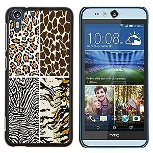 Dragon Case - FOR HTC Desire EYE M910x - Ideal are like the stars - Caja protectora de pl??stico duro de la cubierta Dise?¡Ào Slim Fit