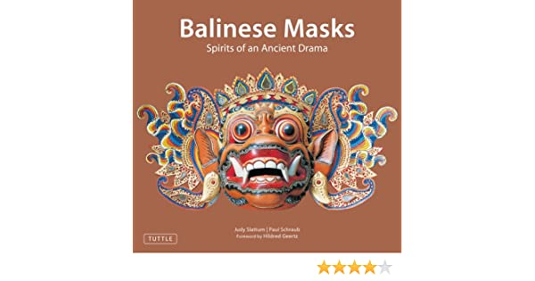 What is the history of Balinese masks?