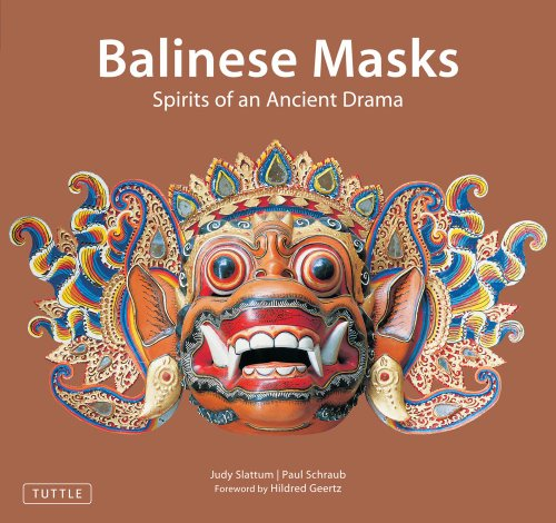 Indonesian Dance Costumes - Balinese Masks: Spirits of an Ancient