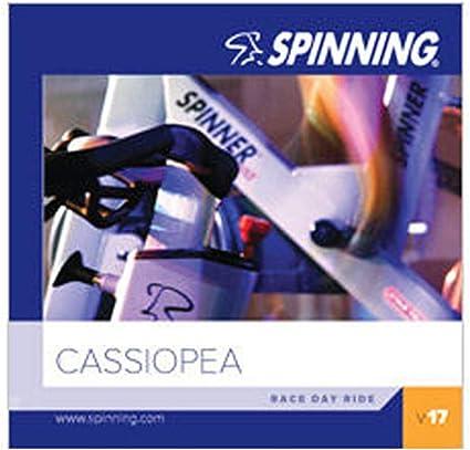 SPINNING 17 Cassiopeia - Bicicletas estáticas Fitness, Color ...
