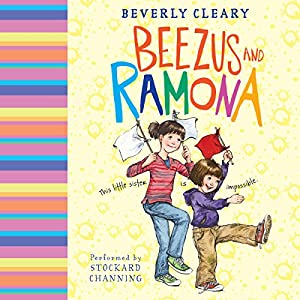 Beezus and Ramona Audiobook