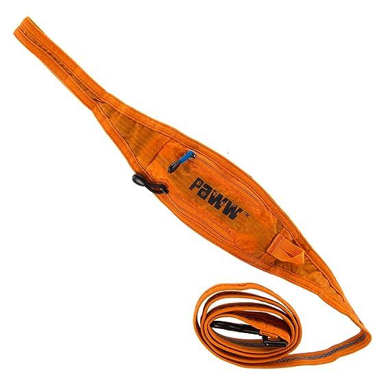 Amazon.com: Paww 5 ft Pick Pocket Leash con dispensador de ...
