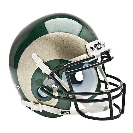 COLORADO STATE RAMS Schutt XP Mini Helmet