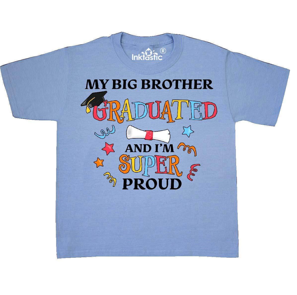 My Big Brother Graduated And Im Super Proud Tshirt 35e06