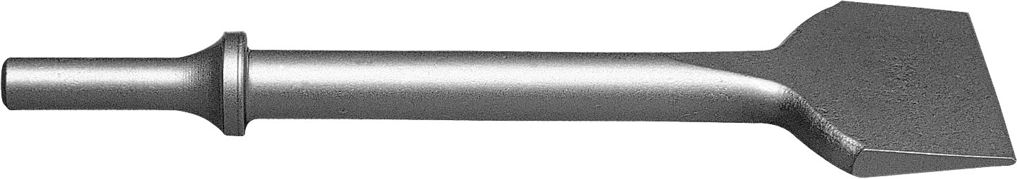 Champion Chisel, .401 Turn Type Shank Chisel - 2'' Wide x 7'' Long