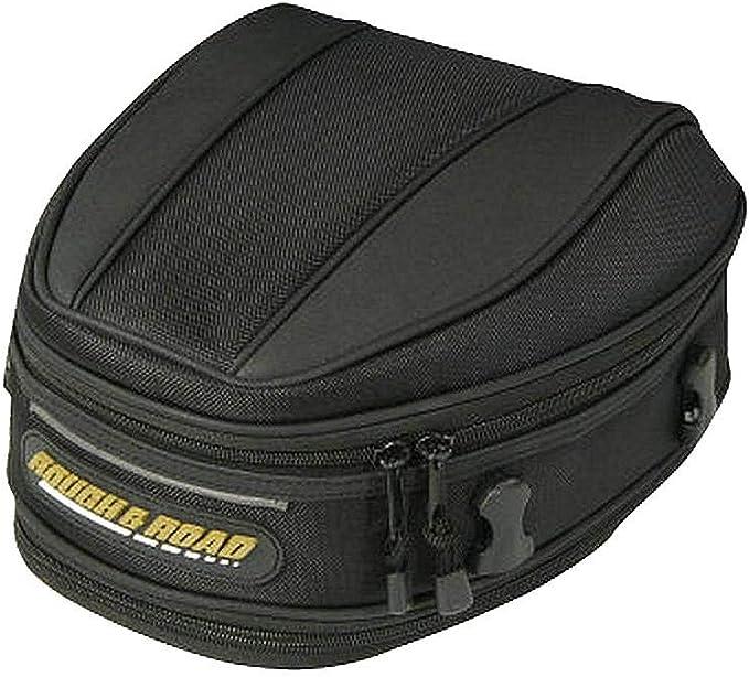 Dewdropy Motorrad Hecktasche Wasserdicht Schwarz Rückentasche Rückentasche Für Motorrad Gepäcktasche Auto