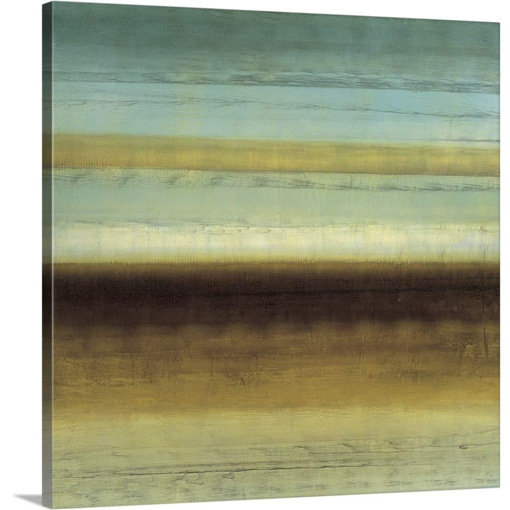 Randy Hibberdプレミアムthick-wrapキャンバス壁アート印刷BeautyというタイトルのブルーI 36