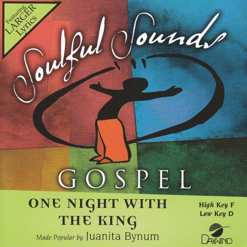One Night With The King [Accompaniment/Performance Track] (King Cd Accompaniment)