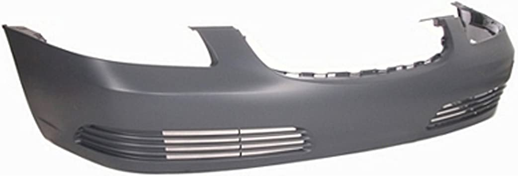 NEW FRONT BUMPER COVER PAINT TO MATCH FITS 2006-2011 BUICK LUCERNE GM1000822
