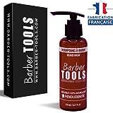 ✮ BARBER TOOLS ✮ Shampoing à barbe - 150ml   Pour l'entretien et le soin de barbe - FABRIQUE EN FRANCE
