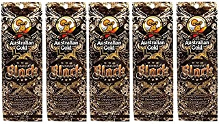 product image for 5 lot packets 2010 Sinfully Black Extreme Dominance 15xDeviously Dark Bronzing Lotion .5 oz