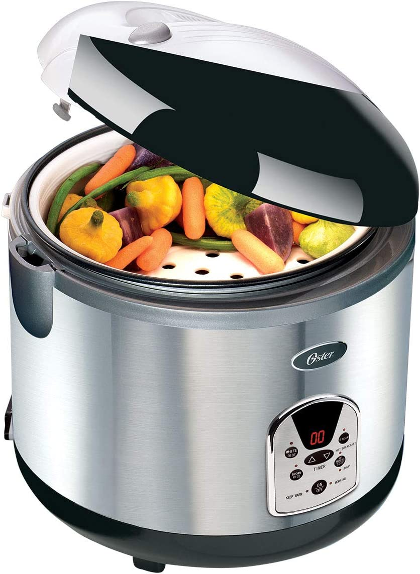 Amazon.com: Oster Rice Cooker, Negro: Kitchen & Dining