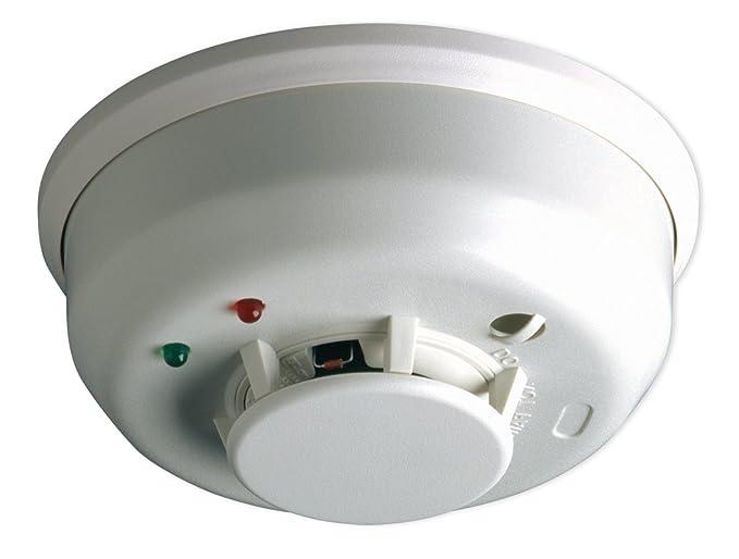Honeywell 5808W3 - Detector de Humo (Batería, 3,6 V, Litio, CR123A, 13,5 cm, 58,4 mm): Amazon.es: Bricolaje y herramientas