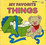 img - for My Favorite Things (Preschool Press) book / textbook / text book