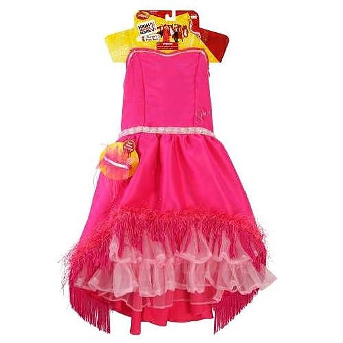 Amazon.com: High School Musical # Sharpay\'s Prom Dress Costume Size ...