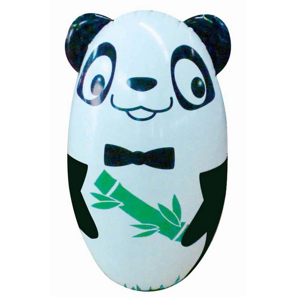 Hinchable Tumbler juguete niños Boy Panda: Amazon.es ...