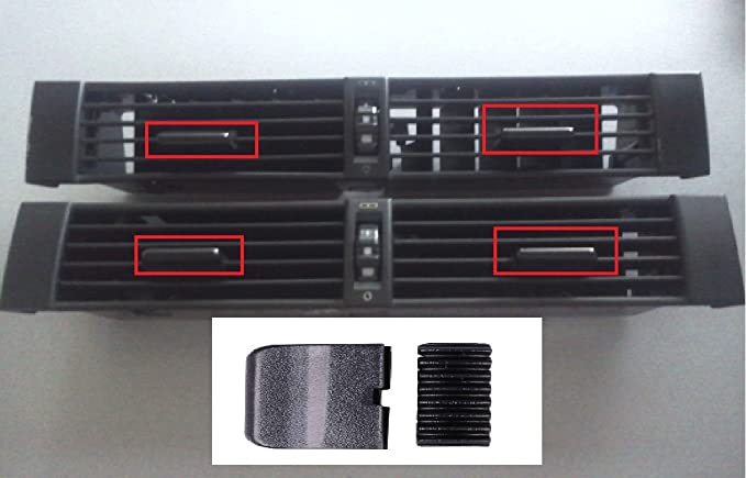 Tableau de bord Air Ventilation AC R/églage du bouton