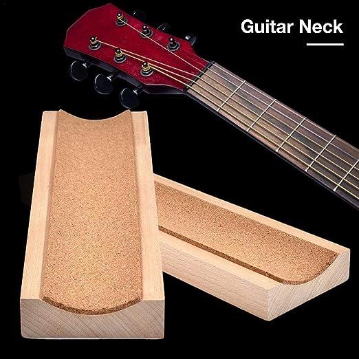 Quiet.T Folk Guitarra Eléctrica del Cuello De La Guitarra Cuello ...
