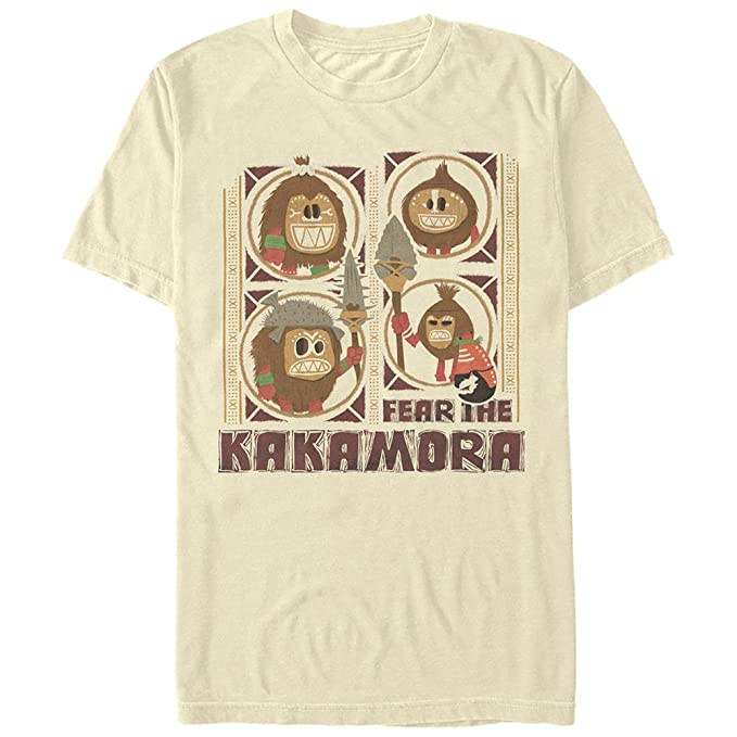 graphic about Kakamora Printable identified as Moana Mens Worry Kakamora T-Blouse
