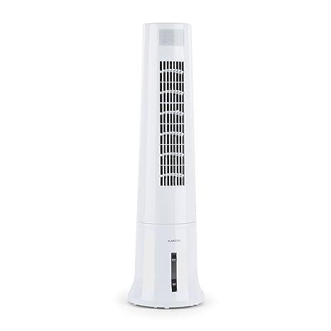 Klarstein Highrise • Klimagerät • Ventilator • Luftkühler • Luftkühler-Ventilator-Kombi • 35 W • zuschaltbarer Oszillationsfu