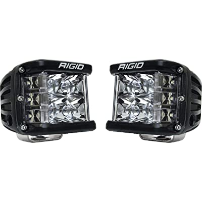 Rigid Industries 262213 D-SS Series Pro, 3 Inch, Spot Beam, LED Light, Pair Universal, 2 Pack: Automotive