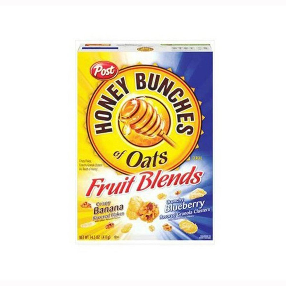 Fruit Blends Hojuelas de miel: Amazon.com: Grocery & Gourmet ...