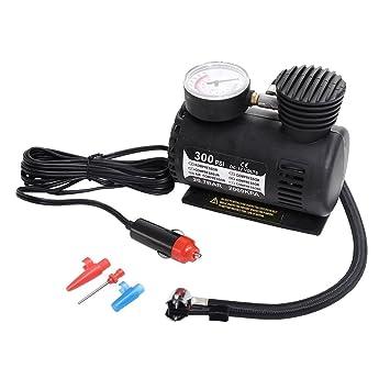 Mucho Fifth Gear Compresor compacto eléctrico mini de 12V, para inflar neumáticos: Amazon.es: Coche y moto