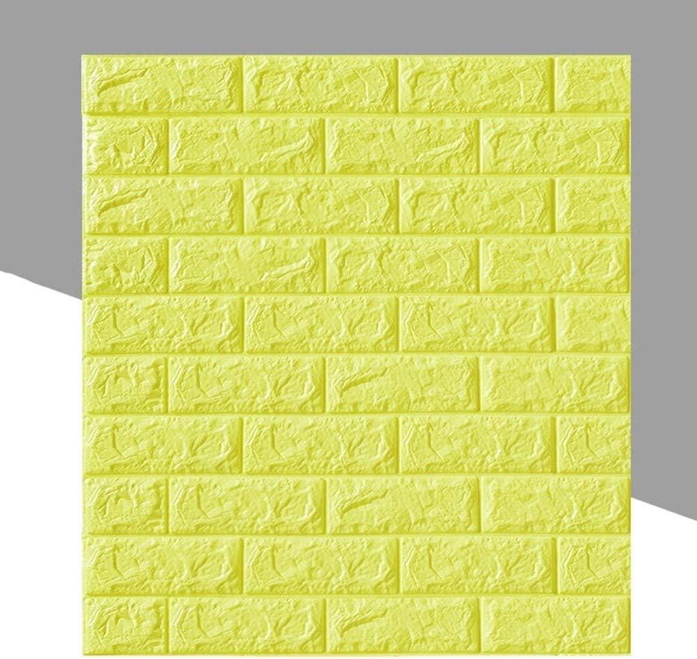 77 Cmx 70 Cm Carta Da Parati Autoadesiva Insonorizzazione For Soggiorno Muro TV 30.32inch X 27.56inch Camera Bar Staccabili Brick Wall Stickers Carta Da Parati Del Mattone 3D