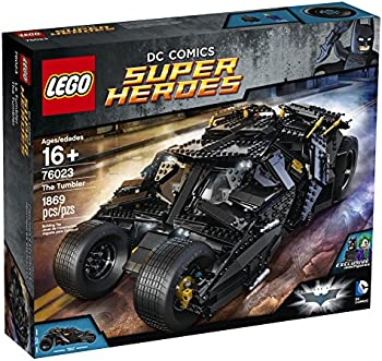 Lego Super Heroes The Tumbler
