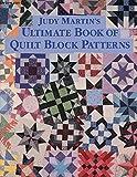 quilt blocks book - Judy Martin's Ultimate Book of Quilt Block Patterns