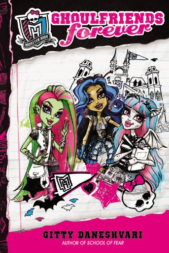Monster High: Ghoulfriends -