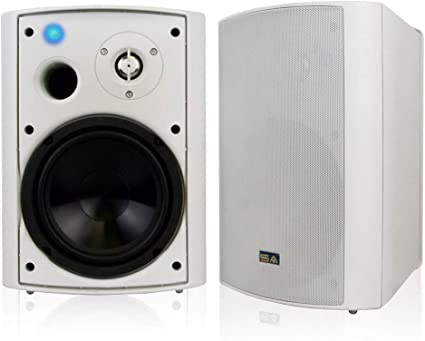 "Bluetooth 6.50/"" Indoor//Outdoor Patio Speakers BT Blast Pro by Sound Appeal"
