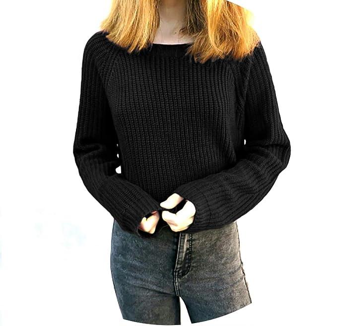 Autumn Winter Women Sweaters Long Sleeve Sweater Slim Solid