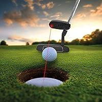 Longridge Unisex's Golf Laser Putter, Black, ONE Size