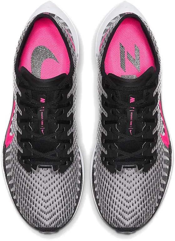 Nike Zoom Pegasus Turbo 2 - Balón de fútbol, Color Negro y Rosa ...