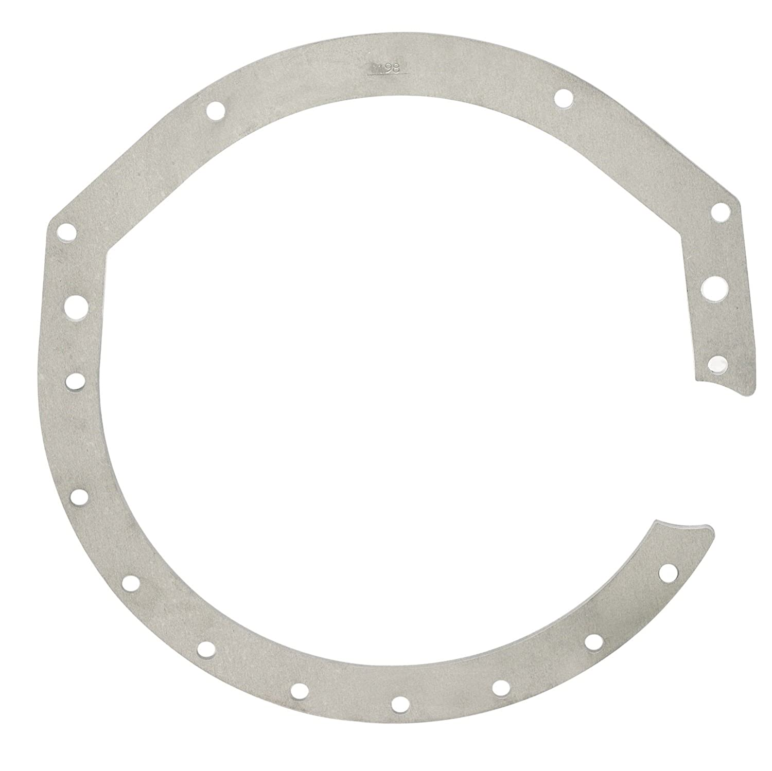 QuickTime (RM-198) 1/4' Aluminum Engine Spacer for Chevy Quick Time Performance