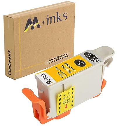 Amazon.com: AA+ - Juego de tintas de repuesto para impresora ...