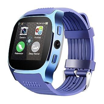 Relojes Inteligentes Smart Watch con Cámara Touch Pantalla ...