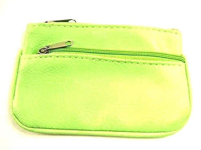 Emporium Leather Mujer Monedero pequeño Tarjetas de Crédito ...