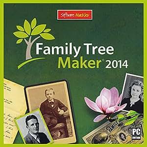 Amazon Com Family Tree Maker 2014 For Windows