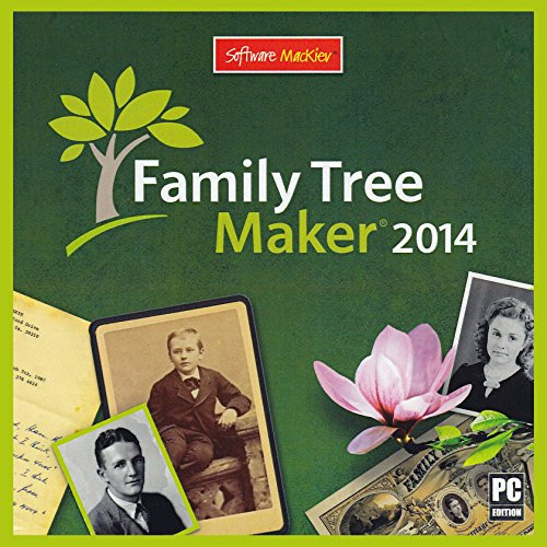 Family Tree Maker 2014 Windows product image
