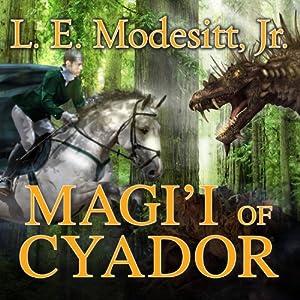 Magi'i of Cyador Hörbuch