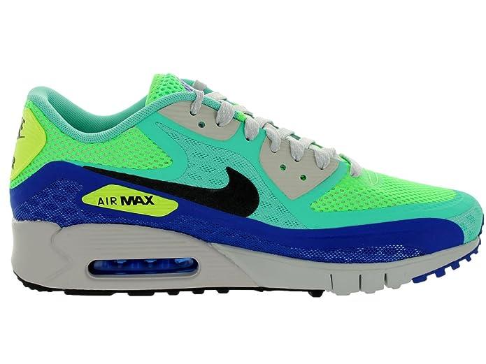 Nike - AIR MAX 90 CITY QS - Couleur: Bleu-Vert - Pointure: 41EUR:  Amazon.fr: Chaussures et Sacs