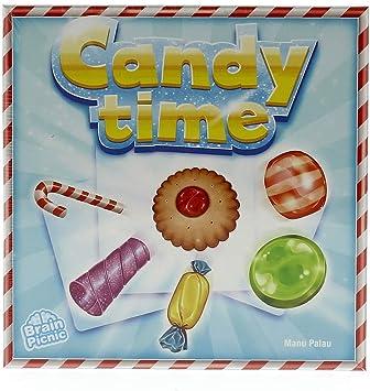 Candy Time Juego de Mesa, Multicolor (Brain Picnic BRPCT01): Amazon.es: Juguetes y juegos